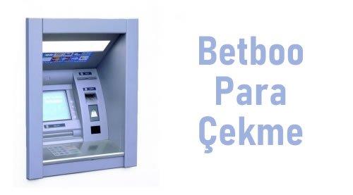 Betboo Para Çekme Yöntemleri