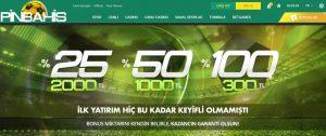 Pinbahis Canlı Bahis Sitesi Üyelik Avantajları ve Site Değerlendirmesi